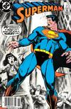 Cover for Superman (DC, 1939 series) #413 [Newsstand]