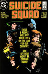 Cover for Suicide Squad (DC, 1987 series) #1