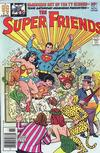 Cover for Super Friends (DC, 1976 series) #1