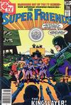 Cover for Super Friends (DC, 1976 series) #11