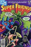 Cover for Super Friends (DC, 1976 series) #12