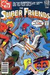 Cover for Super Friends (DC, 1976 series) #14