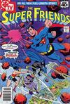 Cover for Super Friends (DC, 1976 series) #15