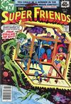 Cover for Super Friends (DC, 1976 series) #16