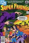 Cover for Super Friends (DC, 1976 series) #18