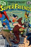 Cover for Super Friends (DC, 1976 series) #19