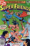Cover for Super Friends (DC, 1976 series) #21