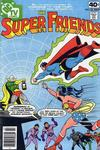 Cover for Super Friends (DC, 1976 series) #22
