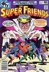 Cover for Super Friends (DC, 1976 series) #25