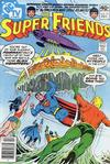 Cover for Super Friends (DC, 1976 series) #27