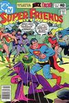 Cover for Super Friends (DC, 1976 series) #31