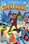 Cover for Super Friends (DC, 1976 series) #32