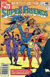 Cover for Super Friends (DC, 1976 series) #35