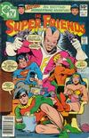 Cover Thumbnail for Super Friends (1976 series) #39 [Newsstand]