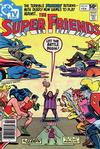 Cover for Super Friends (DC, 1976 series) #41 [Newsstand]