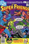 Cover for Super Friends (DC, 1976 series) #42
