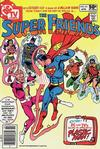 Cover for Super Friends (DC, 1976 series) #43 [Newsstand]