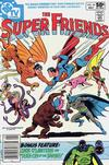 Cover for Super Friends (DC, 1976 series) #44