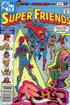 Cover for Super Friends (DC, 1976 series) #45
