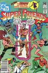 Cover for Super Friends (DC, 1976 series) #46