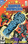 Cover for Super Powers (DC, 1984 series) #1 [Direct]