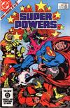 Cover for Super Powers (DC, 1984 series) #2 [Direct]