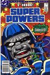 Cover for Super Powers (DC, 1985 series) #1 [Canadian Newsstand Variant]