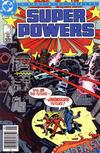 Cover for Super Powers (DC, 1985 series) #5 [Newsstand Variant]