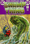 Cover for Swamp Thing (DC, 1972 series) #1