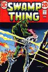 Cover for Swamp Thing (DC, 1972 series) #3