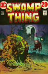 Cover for Swamp Thing (DC, 1972 series) #4