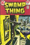 Cover for Swamp Thing (DC, 1972 series) #7