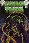 Cover for Swamp Thing (DC, 1972 series) #8