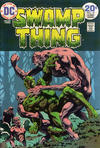 Cover for Swamp Thing (DC, 1972 series) #10