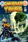Cover for Swamp Thing (DC, 1972 series) #11