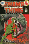 Cover for Swamp Thing (DC, 1972 series) #12