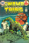 Cover for Swamp Thing (DC, 1972 series) #13