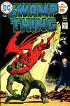 Cover for Swamp Thing (DC, 1972 series) #15