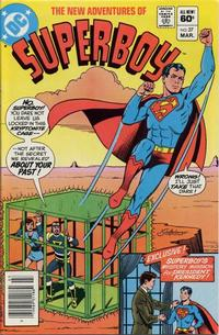 Cover Thumbnail for The New Adventures of Superboy (DC, 1980 series) #27