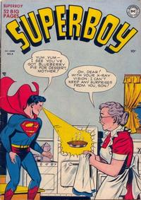 Cover Thumbnail for Superboy (DC, 1949 series) #8