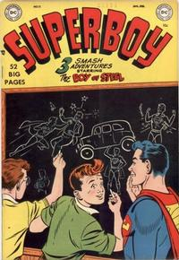 Cover Thumbnail for Superboy (DC, 1949 series) #12