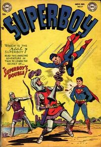 Cover Thumbnail for Superboy (DC, 1949 series) #17