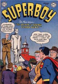 Cover Thumbnail for Superboy (DC, 1949 series) #19