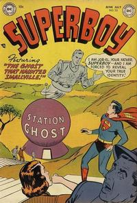 Cover Thumbnail for Superboy (DC, 1949 series) #20