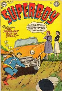 Cover Thumbnail for Superboy (DC, 1949 series) #24