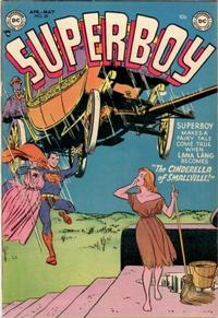 Cover Thumbnail for Superboy (DC, 1949 series) #25