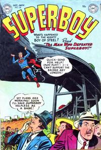 Cover Thumbnail for Superboy (DC, 1949 series) #28