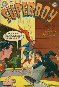 Cover Thumbnail for Superboy (DC, 1949 series) #29