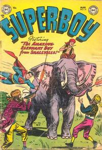 Cover Thumbnail for Superboy (DC, 1949 series) #31