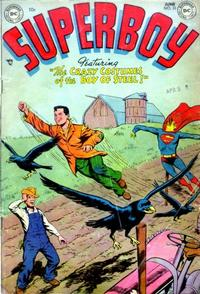 Cover Thumbnail for Superboy (DC, 1949 series) #33